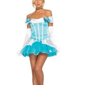 Leg Avenue Sexy Cinderella Halloween Costume S